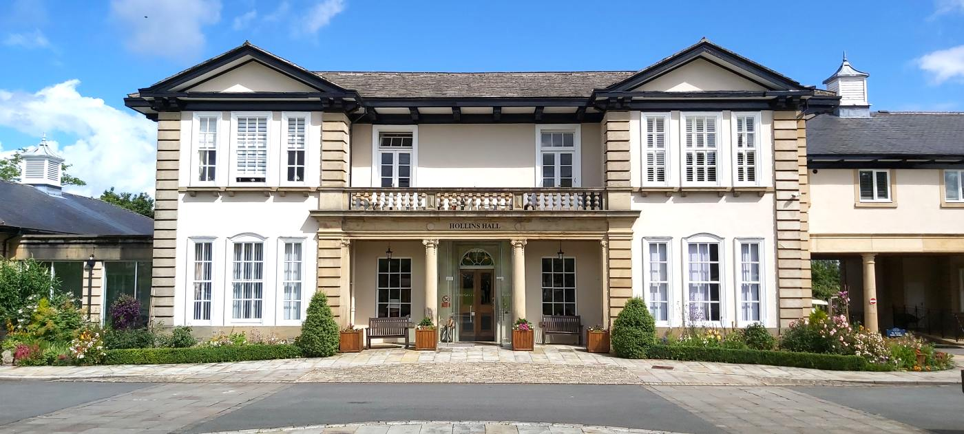 Hollins Hall Harrogate Properties For Sale